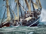 The Last French Tall Ship