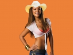 Big Orange Cowgirl..