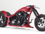 Custom American Chopper Bike