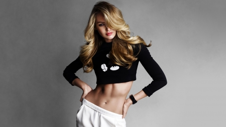 Candice Swanepoel - model, lady, woman, South African, babe, Candice Swanepoel, blonde