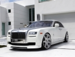 Custom Rolls-Royce Ghost