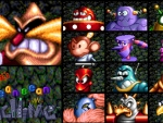 Dr. Robotnik's Mean Bean Machine Wallpaper