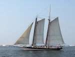 The Pungy Schooner Lady Maryland