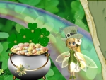 fairy shamrocks