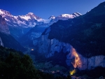 Lauterbrunnen Valley, Switzerland