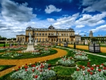 Wrest Park Mansion