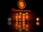 Illumination 3D Wallpaper