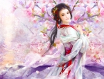 Asian Beauty art