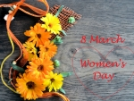 Women's Day ~ March 8
