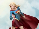 SuperGirl Artwork