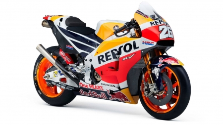 Honda RC213V MotoGP - cool, motorcycle, RC213V MotoGP, Honda, fun
