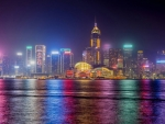 Hong Kong Nighscape