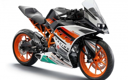 KTM motorcycle - cool, motorcycle, KTM, fun
