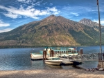 Lake MacDonald, Montana