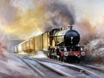 Winter Steam F
