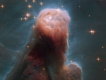 The Cone Nebula from Hubble