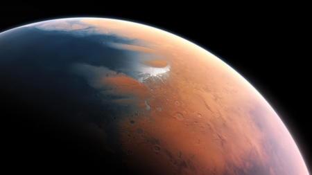 Mars 2.0 - 3d, space, planets, mars, water