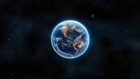 Our Earth - space, cool, fun, Our Earth, planet