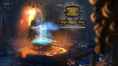 Myths of the World 11 - The Black Sun06 - fun, puzzle, hidden object, video games, cool