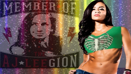 Aj Leigion - WWE, Smackdown, former Wrestler, Harleyb, Diva, Aj Legion, Cm Punk, Raw, Champ, Aj Lee, Womens Champion