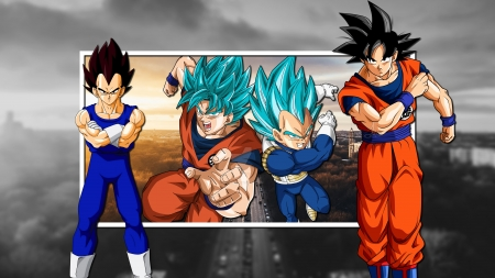 DBZ - Dragon Ball Z - Goku, Dragon Ball, Anime, Dragon Ball Z, series, Characters, TV, DBZ, TV Series, Show, Japanese