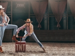 Fearless Cowgirls. . .