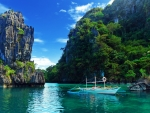 Boat Trip in Thailand