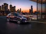 lexus ux luxury crossover concept