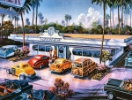 The Diner - Cars