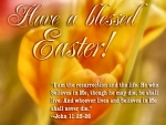 Blessed Easter F