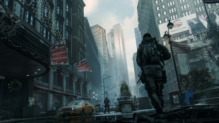 Tom Clancy's The Division - game, The Division, gaming, Tom Clancy, video game