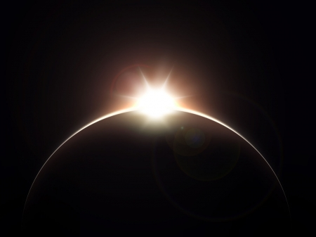 The Totality - Eclipse, Earth, Sun, Universe