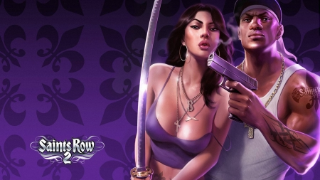 Saints Row 2_02 - puzzle, cool, video games, hidden object, fun