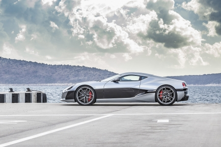 rimac concept one - one, concept, rimac, sports