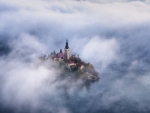 Mariinsky Church in the Clouds