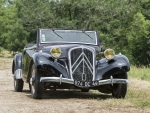 citreon 11bn traction avant cabriolet roadster