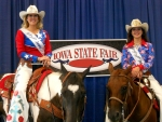 Iowa Cowgirls. .