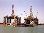 Offshore Deep Water Drilling Rigs