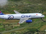 Airbus A320 Onur Air 20th Year