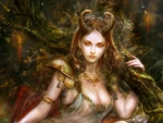 Forest demoness