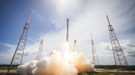 SpaceX Falcon 9 - Falcon, Rocket, Launch, SpaceX