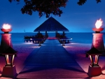 Angsana Resort and Spa,Maldives