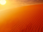 Heat in Desert