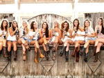 Ft. Worth Cowgirls. .