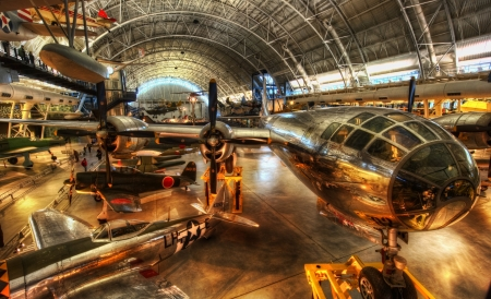 Enola Gay - war, bomber, military, plane