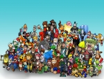 video game charactors