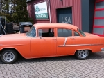 1955 Chevrolet Bel Air sedan V8 manual