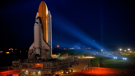 Space Shuttle Discovery - NASA, Shuttle, Space, Discovery