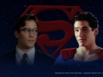 Clark Kent and Superman - Lois and Clark The New Adventures of Superman