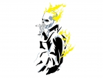ghost rider smoking